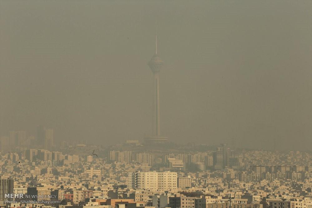 آلودگی هوا ناشی از سوخت های فسیلی