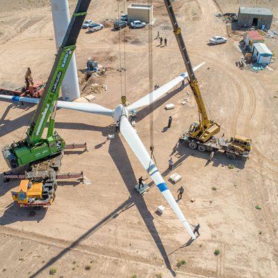 توربین بادی 660 کیلووات