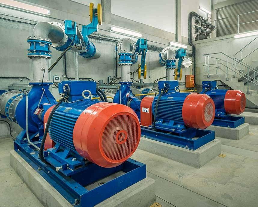 پمپ به عنوان توربین (Pump As Turbine ) در نیروگاه Leliefontein